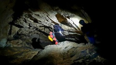 Trawers Jaskini Czarnej – wyjście kursowe