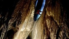 Jaskinia Czarna - Trawers pd.-pn. przez Partie Królewskie